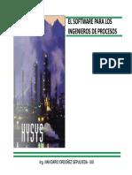jitorres_Clase 9. Tips Hysys.pdf