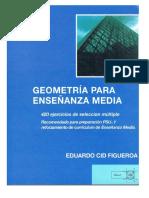 Eduardo Cid Figueroa - Geometría Para Enseñanza Media