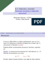 Recursion e Induccion Estructural (1)