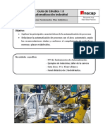 Guía 1.0 - Automatización Industrial
