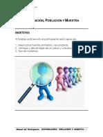 05 Manual Del Participante-Poblacion y muestra