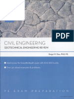 Civil Engineering Geotechnical Review