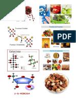 Moleculas y Frutas y Verduras
