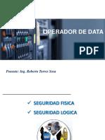 Semana 11_Seguridad Fisica_Logica_Operador Data Center