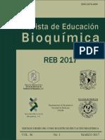 Revista de Educacion Bioquimica 36(1)marzo2017
