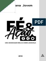 Interno Do Sermonário 2018 - Semana Jovem - Visualização - Português