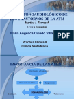 MANEJO FONOAUDIOLÓGICO DE LOS TRASTORNOS DE LA ATM