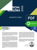 DOMINIUM - Especial Eleições 2018 - Agosto