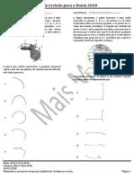 TD Planificações, Projeções e Escala