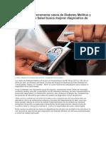 Diabetes Noticias Bolivia