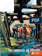 206-Los Mineros de Alaska-Emilio Salgari
