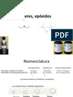 Eteres Epoxidos y Sulfuros - ByQ