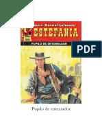 Estefania - Pupilo de Enterrador