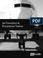Jet Transition & Procedures Trainer: PS4 5 FTD