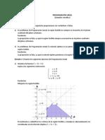 Programacion Lineal - Ejemplos Resueltos