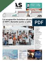 Mijas Semanal nº801 Del 17 al 23 de agosto de 2018
