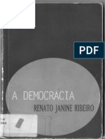 Renato Janine Ribeiro - A democracia (trecho sobre democracia direta)