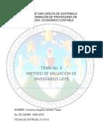 Inventario UEPS