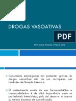 UTI- DROGAS VASOATIVAS.pptx