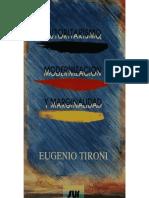 Autoritarismo, modernización y marginalidad - Eugenio Tironi (1990)