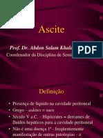 Anestesiologia e Medicina Intensiva - Guias de Medicina Ambulatorial e Hospitalar Da UNIFESP (2011)