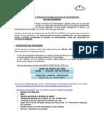 Proceso - Servicio de Homologacion Cliente Volcan CIA Minera 2018 -Rev.08