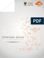 Tutorial  Moodle Texto Imagenes