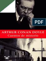 Cuentos de Misterio - Arthur Conan Doyle