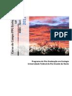 Livro Ecologia de Campo 2011