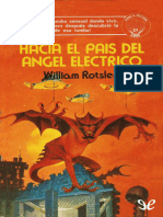 [Edaf Ciencia Ficcion 12] Rotsler, William - Hacia El Pais Del Angel Electrico [41771] (r1.0)