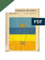 310122512 Albers La Interaccion Del Color
