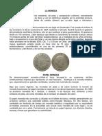 La Moneda Papel Moneda