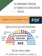 Cambios en La Estructura Del Estado Colombiano