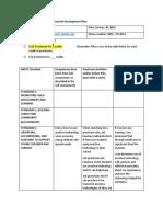 competency plan