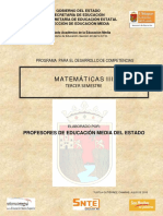 Matematicas III (Desbloqueado)