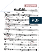 Partituras de jazz