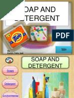SOAP DETERGENT.pptx