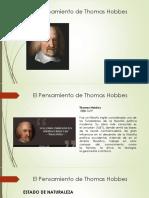 El Pensamiento de Thomas Hobbes.pptx