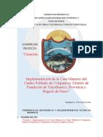 Tdr Consultoria_de_perfil_y_expediente_ m d Fundicion de Tinyahuarco