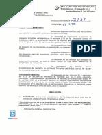 R359-16_RES. EX. N° 2.737, ADUANA LOS ANDES - Aprueba Procedimiento de Pre-Despacho para Todo Tipo de  Mercancías desde Puerto Terrestre Los Andes.pdf