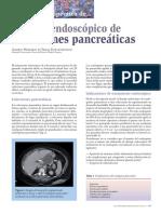 COLECCIONES AGUDAS PANCREAS