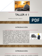 Clases Taller 1