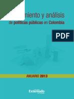 Seguimiento y Analisis 2013