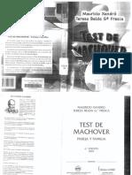 Test de Machover, pareja y familia - Mauricio Xandro.pdf