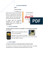 22 Leyes Del Marketing Resumen