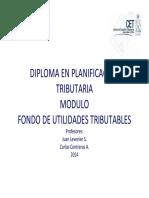 CURSO FUT U de Chile 2014 Modo de Compatibilidad