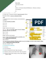 Estadiamento Câncer de Pulmão Resumo