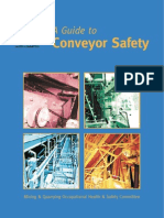 Conveyer Safety