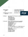 Former Harrisburg Business Manager Kenn Medina's petitioner brief