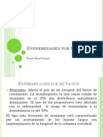 Enfermedades por mutacion.pptx